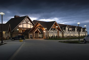 Picture of Honey Creek Resort State Park in Moravia