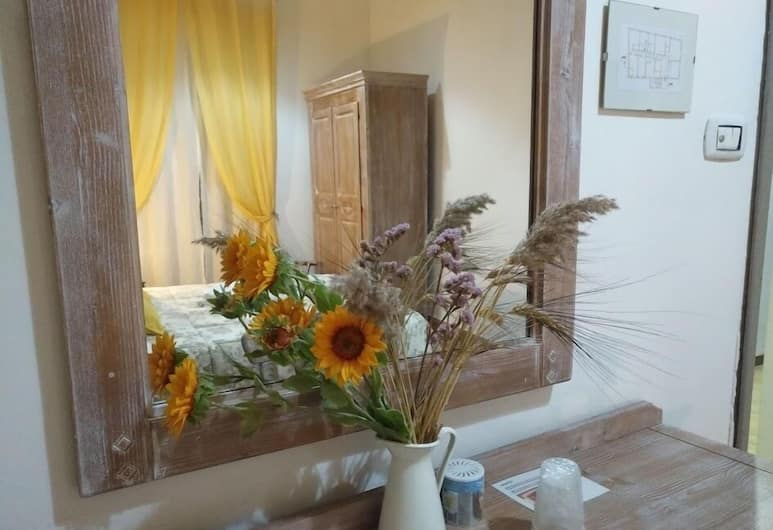 Cicerone Guest House, Florence, Classic Double or Twin Room, 1 Queen Bed, Private Bathroom, Guest Room