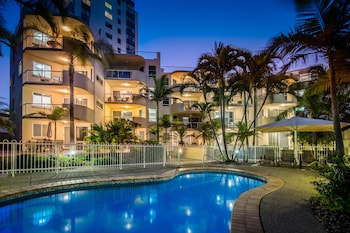 Nuotrauka: Burlington Holiday Apartments, Maroochydore