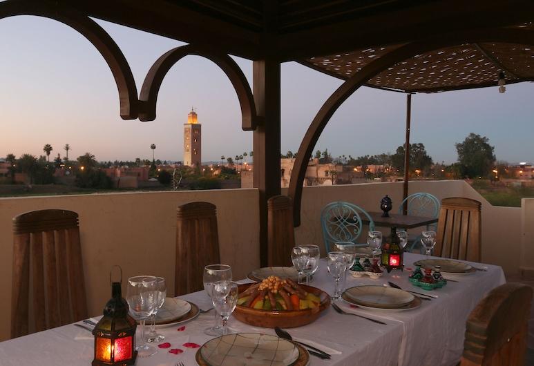 Riad Sidi Mimoune, Marrakesh, Terrazza/Patio
