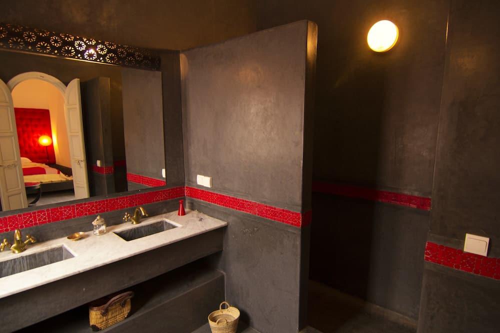 Номер «Делюкс», 1 спальня - Ванна кімната