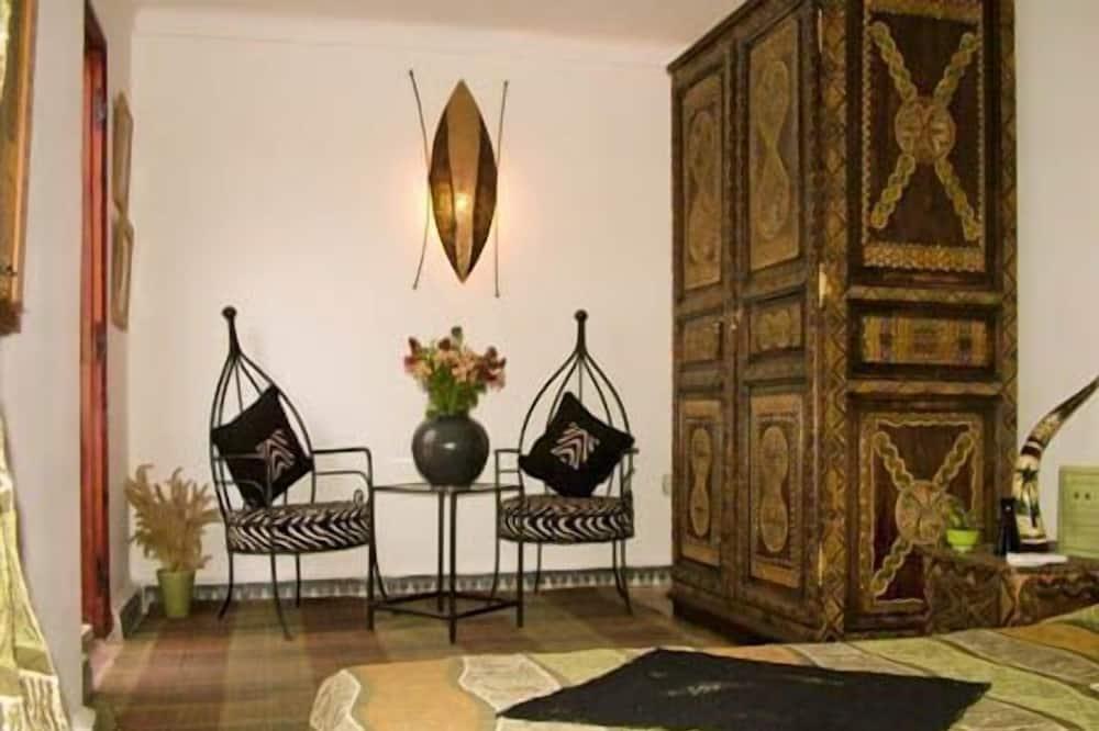 Dobbeltværelse (Azawan) - Opholdsområde