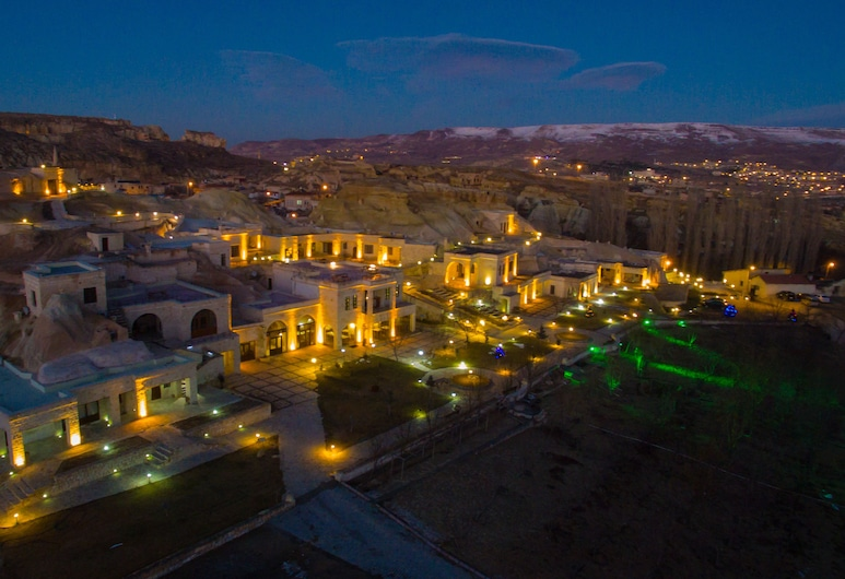 إم دي سي كايف هوتل كابادوسيا, اورجوب, منظر من الجو