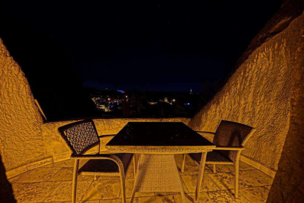 Premium King Cave Suite With Turkish Bath - Área de Estar