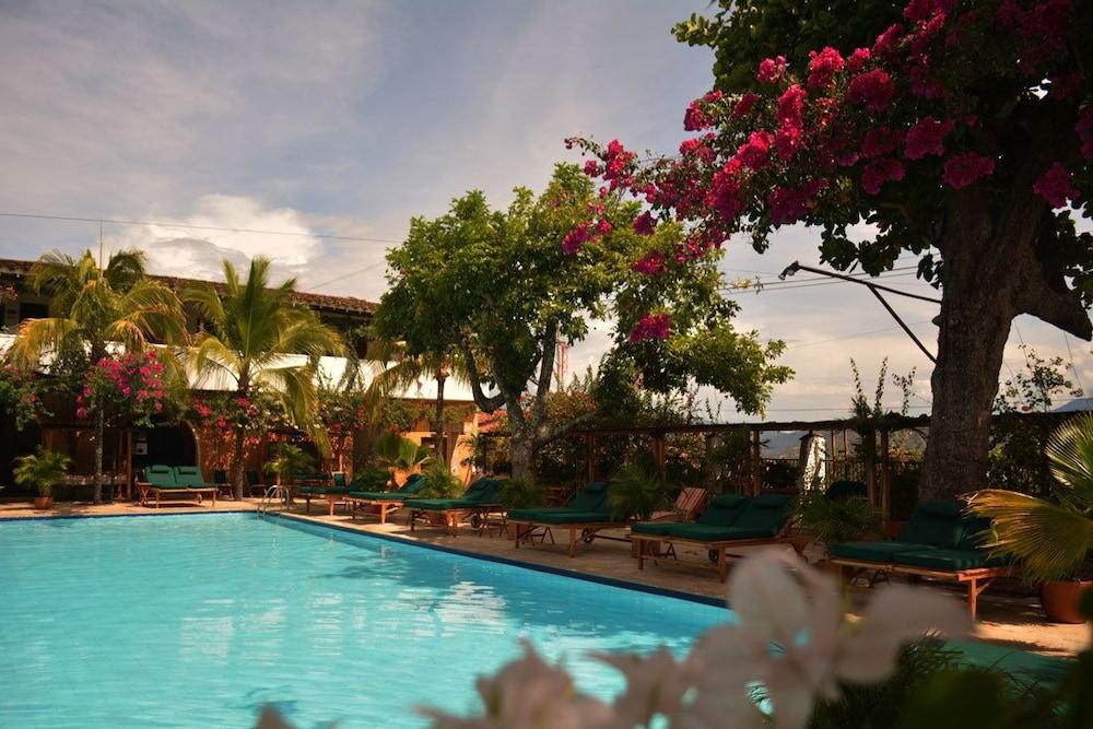 Hotel Mariscal Robledo Santa Fe De Antioquia Pool