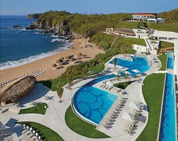 Foto van Secrets Huatulco Resort & Spa - All Inclusive in Santa Cruz Huatulco