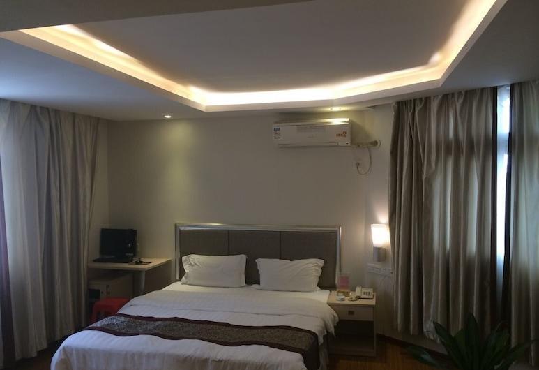 廣州市鳴虹酒店, 廣州市, 商務套房, 客房