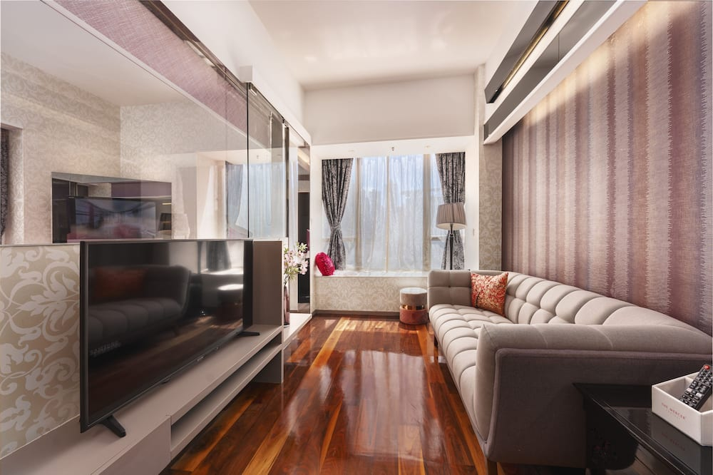 One-bedroom Executive - Guest Room