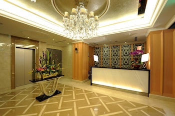 Bilde av MRT Hotel i Nye Taipei