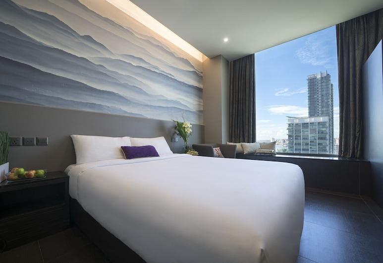 V Hotel Lavender, Singapore, Premier Double 2 Pax, Guest Room
