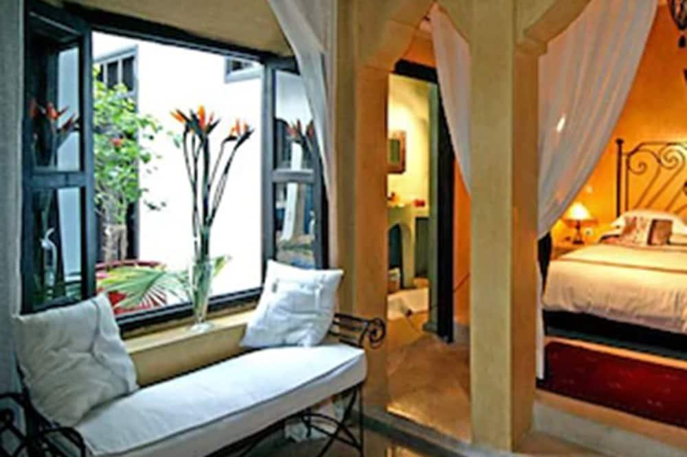 חדר זוגי (Melchior) - נוף מחדר האורחים
