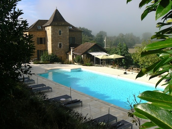 Picture of Hotel La Bastie D Urfe in Naussac