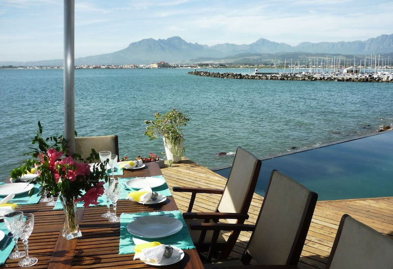 185 on Beach Boutique Suites and Apartments, Cape Town, Outdoor Dining