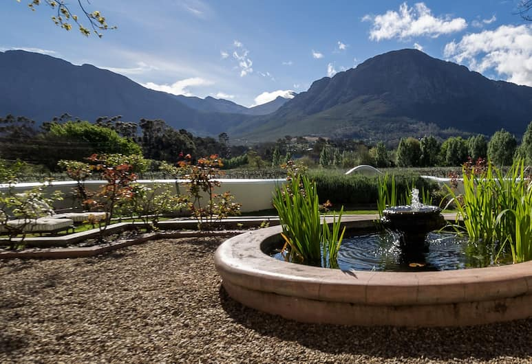 Auberge Clermont, Franschhoek, Villa, Private Pool (Self Catering), Guest Room