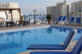 Mynd af Atrium Zenon Hotel Apartments í Larnaca