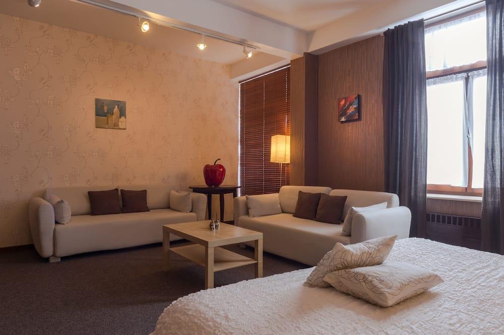 Suite junior - Habitación