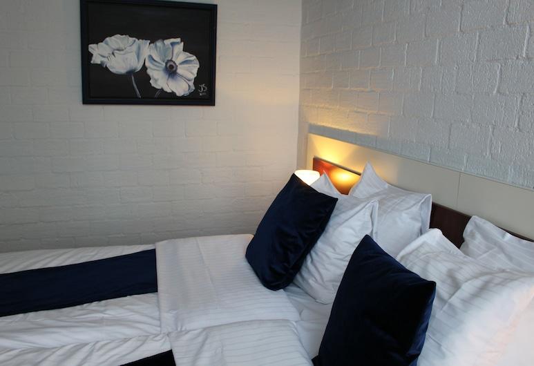 Apollo Hotel, Nimega, Habitación doble, Habitación