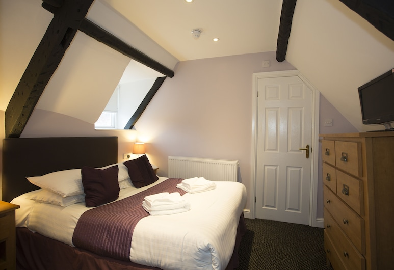 Georgian House, York, Economy-Doppelzimmer, 1 Doppelbett, Zimmer