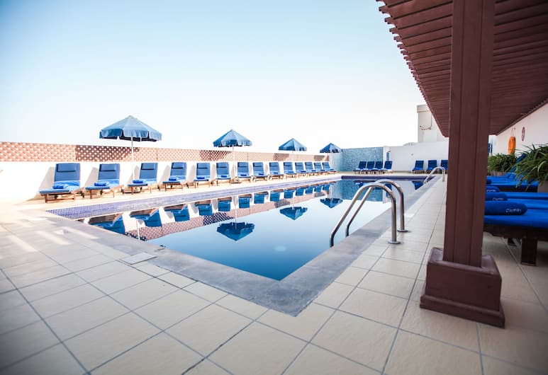 Citymax Bur Dubai, Dubai, Outdoor Pool