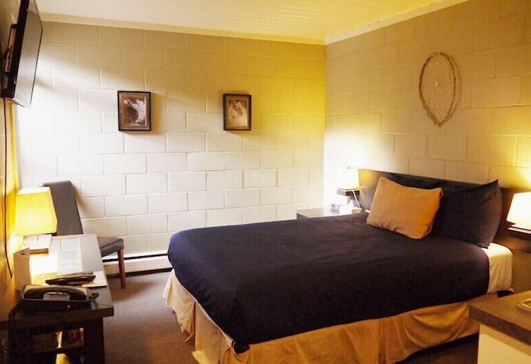 Mountain Hound Inn, Nelson, Standard Room with 1 Queen Up to 2 People, Guest Room