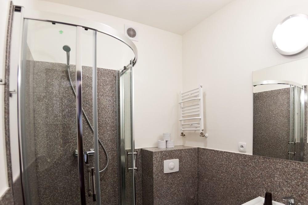 Habitación doble Deluxe (Oficerski) - Baño
