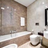 Čtyřlůžkový rodinný pokoj - Koupelna