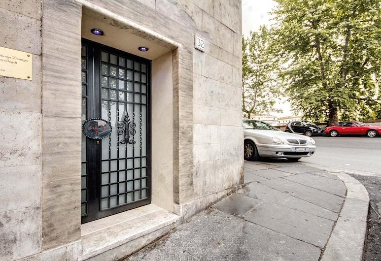 La Residenza Dell'Angelo Nuova, Rome, Hotel Front