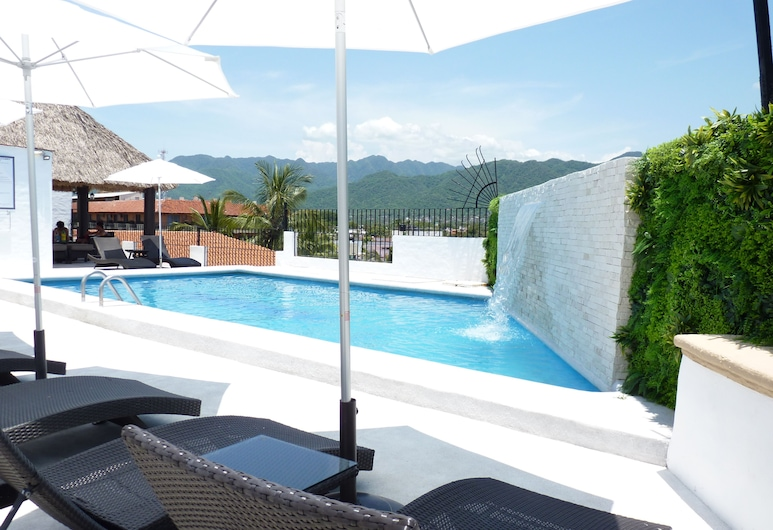 Hotel Suites Mar Elena, Пуэрто-Вальярта