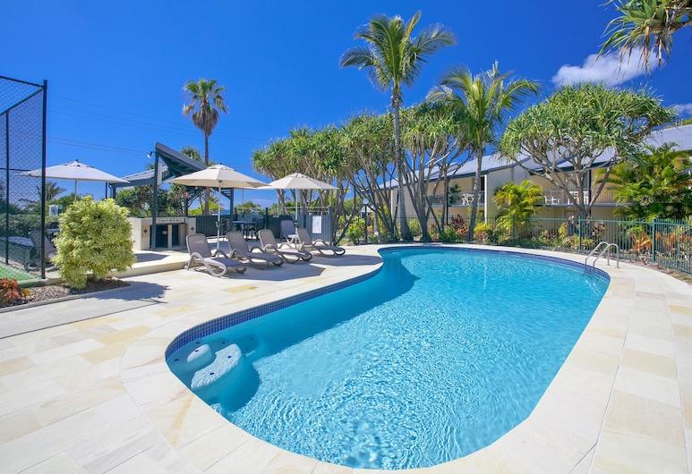Beach Breakers Resort, Sunrise Beach, Outdoor Pool