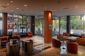 Mynd af Elite Eden Park Hotel í Stokkhólmur