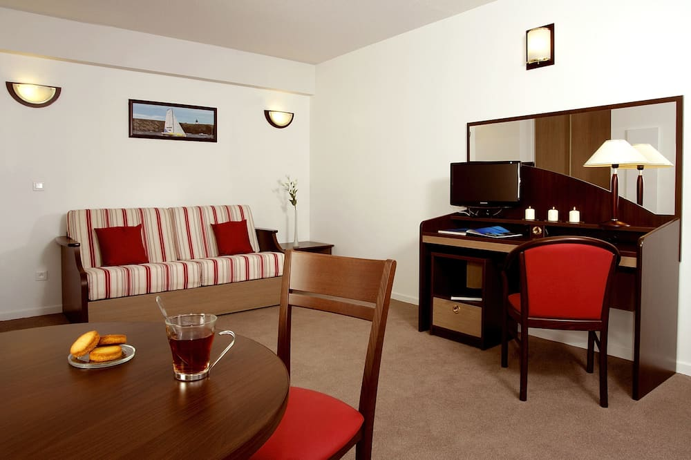 Aile Apart - Oturma Alanı