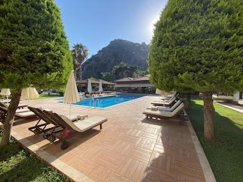 Selline näeb välja Hotel Oludeniz, Fethiye