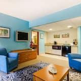 標準客房, 2 張加大雙人床, 非吸煙房 - 客廳