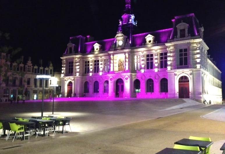 Hotel Central, Poitiers, Pemandangan dari Hotel