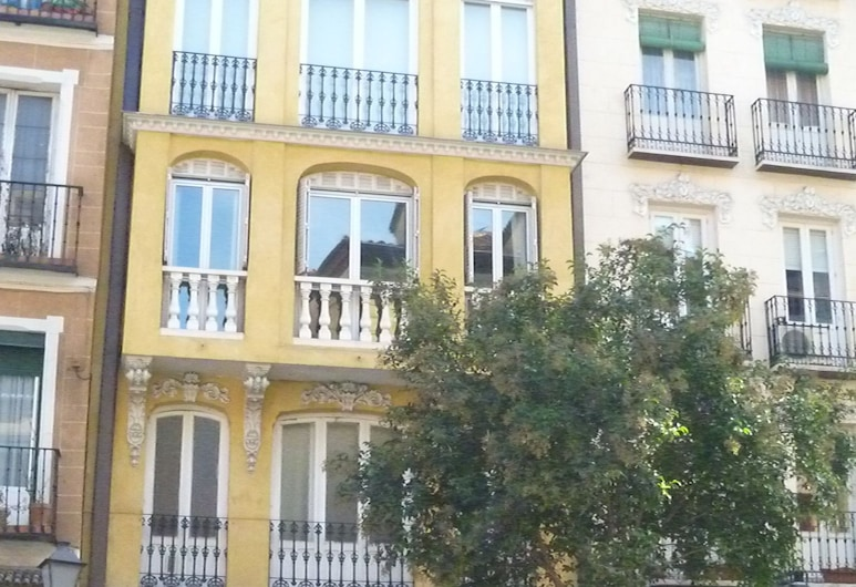 Babel Guesthouse, Madrid, Hotelfassade