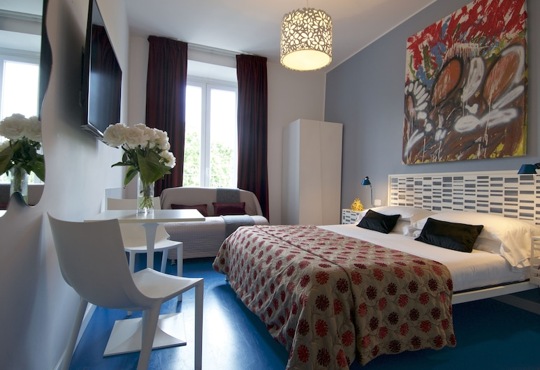 Amor B&B, Rome, Classic Double Room, Guest Room