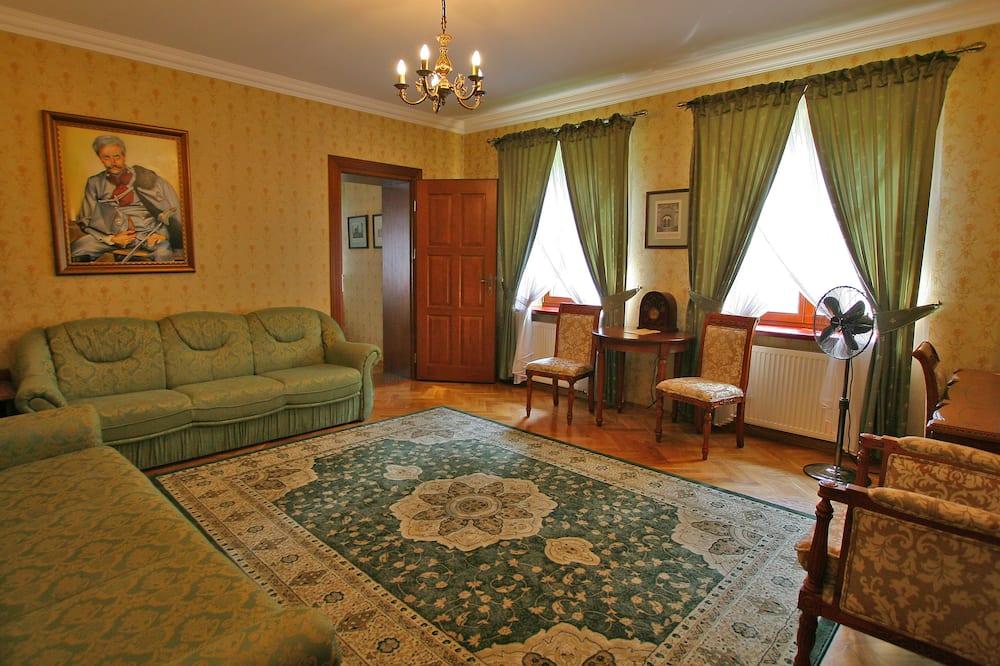 Departamento, 2 habitaciones (for 4 ) - Sala de estar