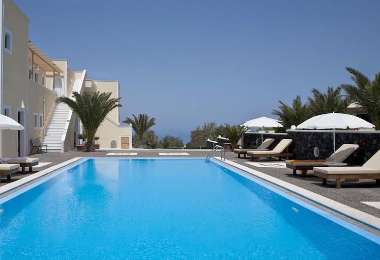 Villa Danezis, Santorini, Buitenzwembad