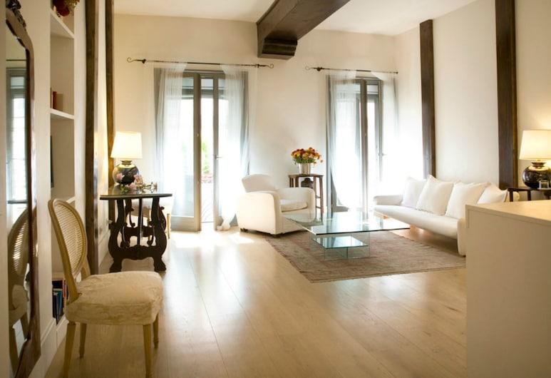 Milanosuites, Milano, Suite, Oppholdsområde