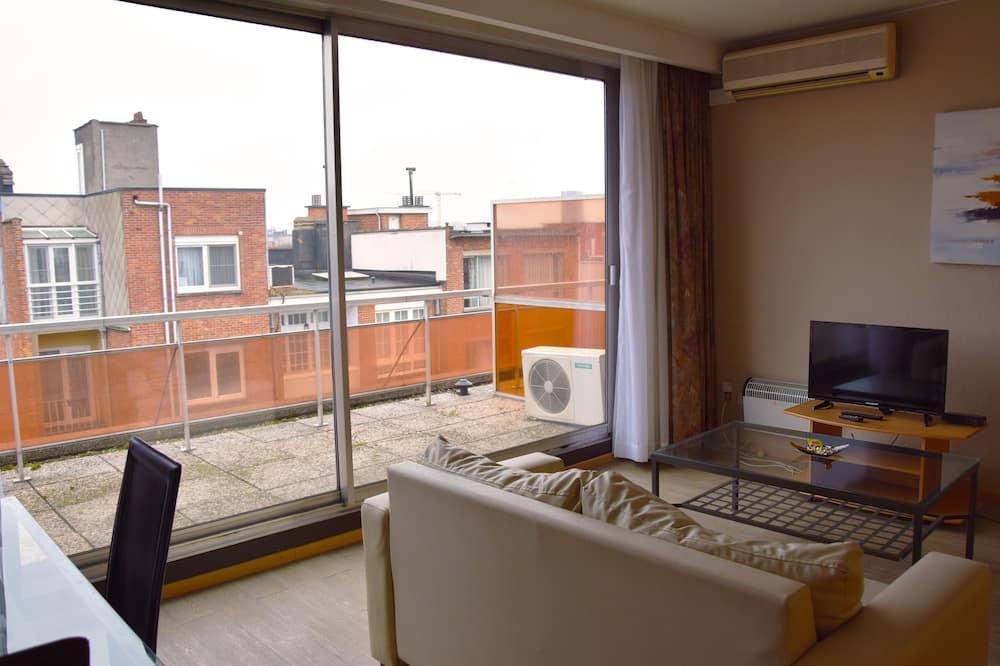 Penthouse Apartment  - אזור מגורים