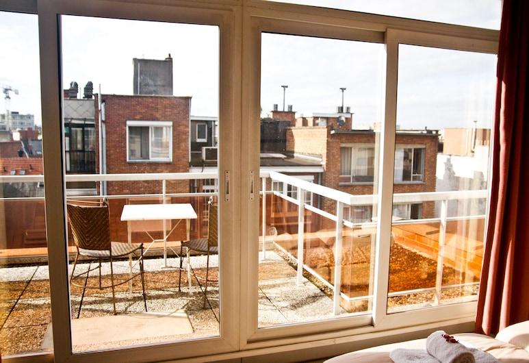 City Apartments Antwerp, Antwerp, Balkon
