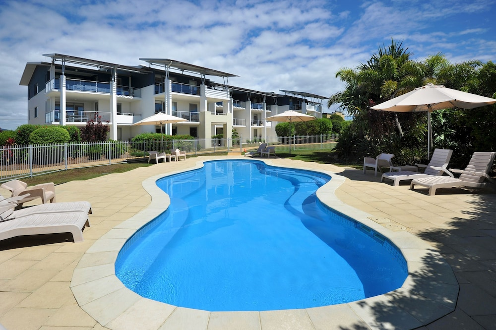 Pacific Marina Apartments Coffs Harbour