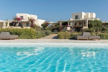 帕羅斯島斯塔瓊斯奢華別墅飯店的相片