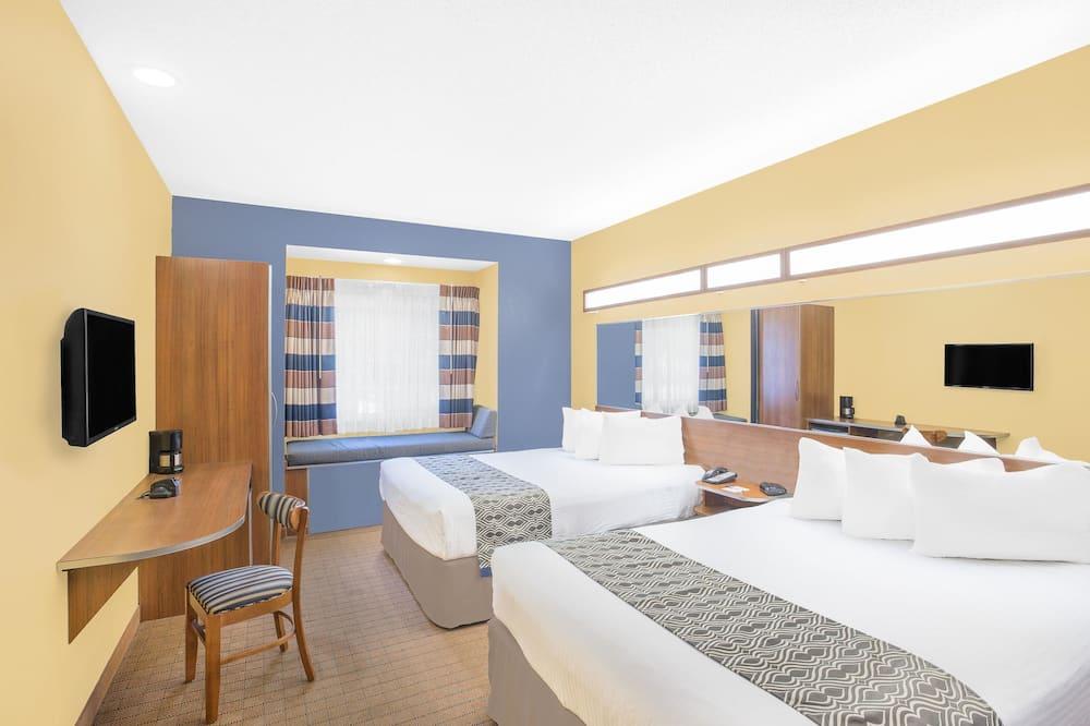 Štandardná izba, 2 veľké dvojlôžka - Hosťovská izba