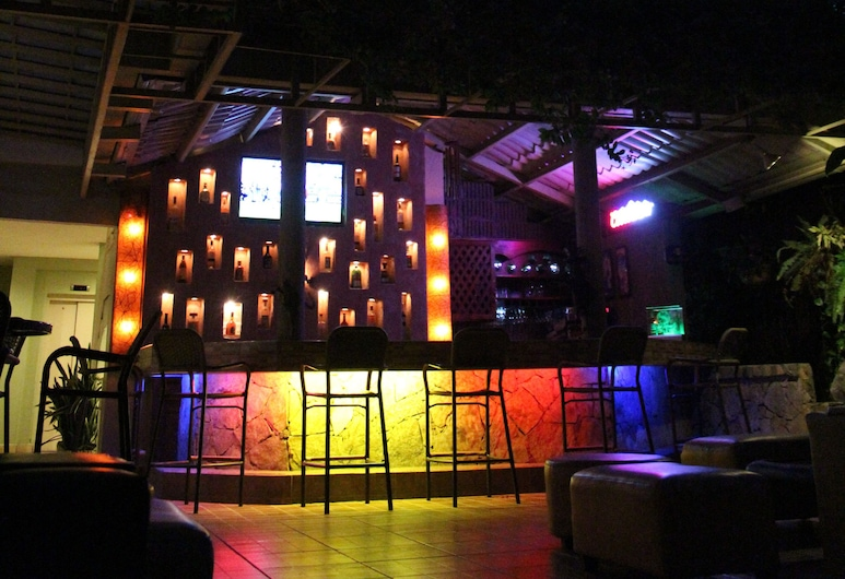 Boutique Hotel La Cordillera, San Pedro Sula, Hotelový bar