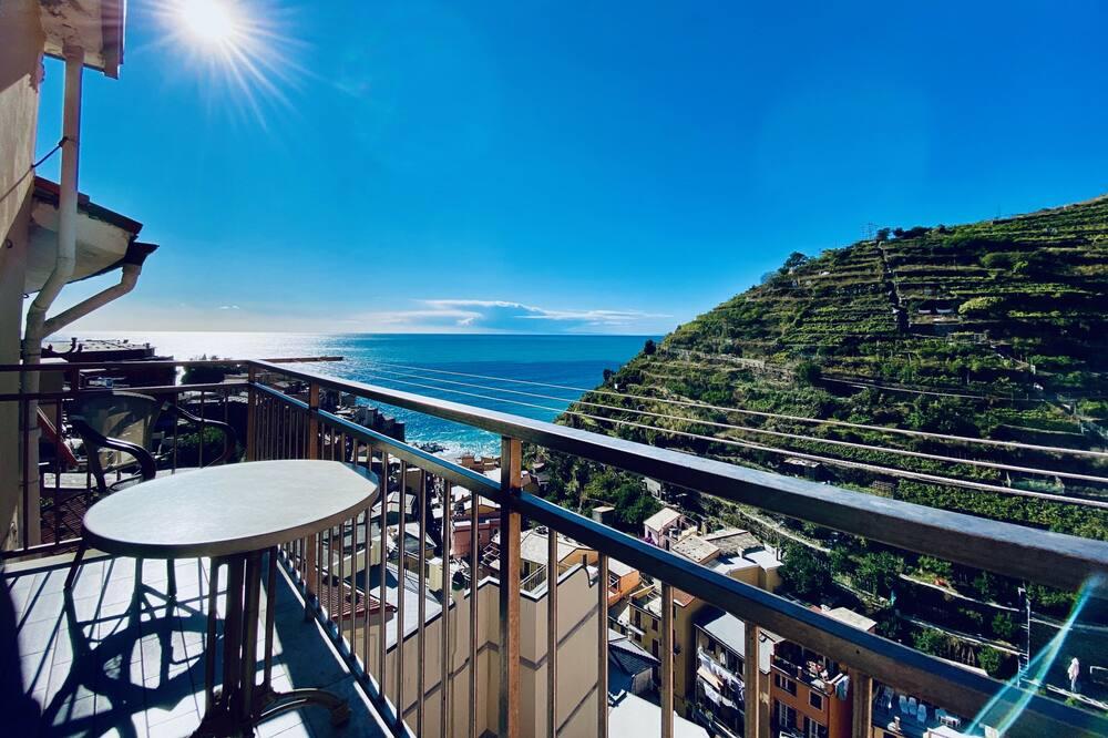 Panoramic Penthouse - Terrace/Patio