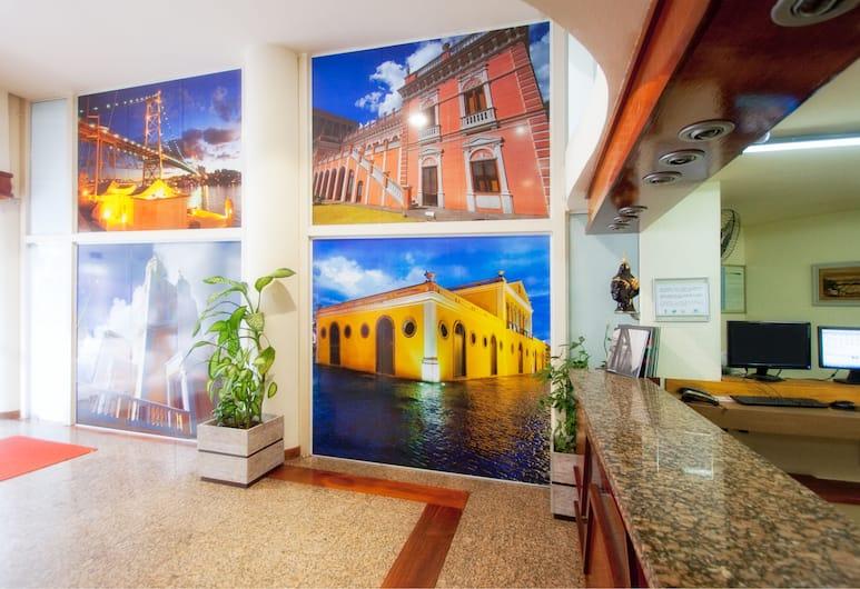 Oscar Hotel, Florianopolis, Reception