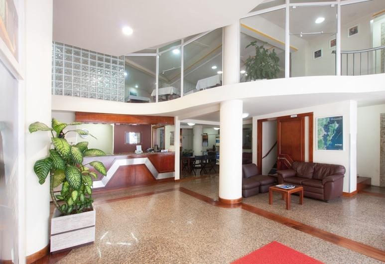 Oscar Hotel, Florianopolis, Ingresso interno