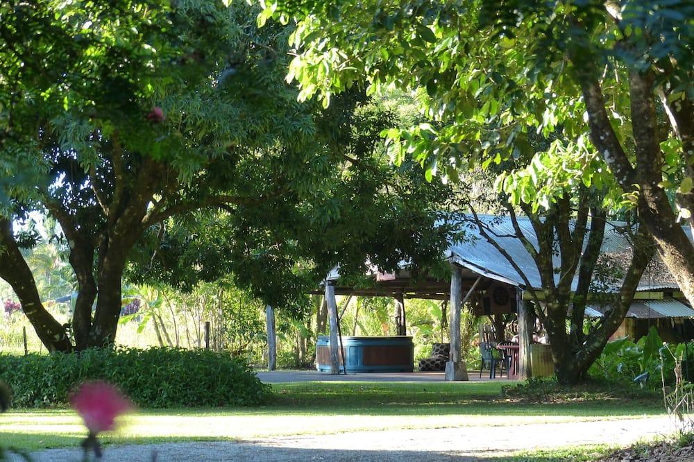 Banheira de Hidromassagem Exterior