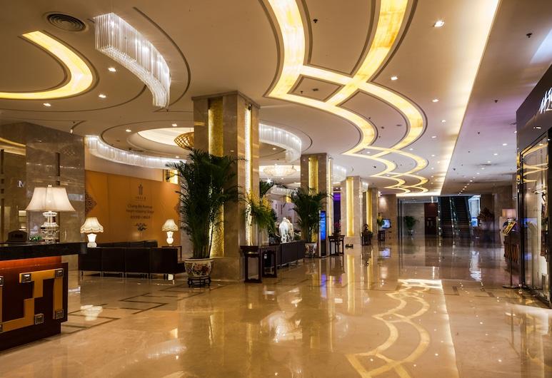 Inner Mongolia Grand Hotel Wangfujing, Beijing, Vestibyle